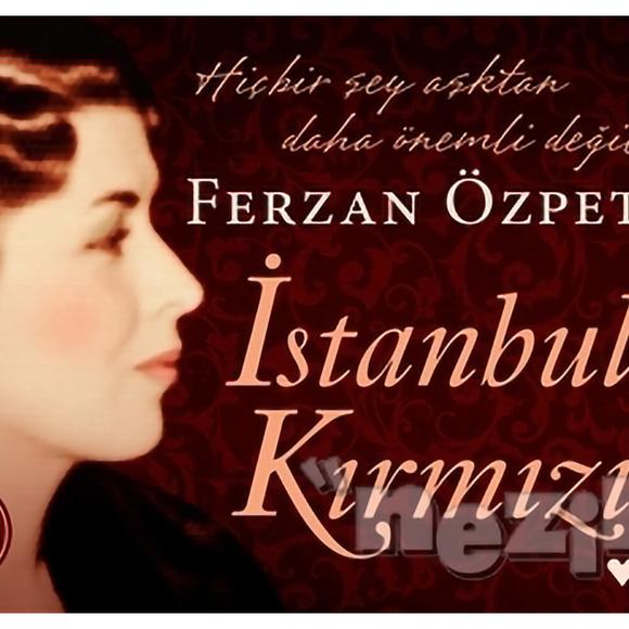 İstanbul Kırmızısı (Mini Kitap)
