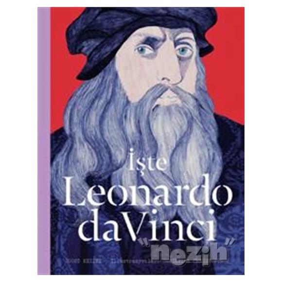 İşte Leonardo da Vinci