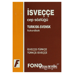 İsveççe / Türkçe - Türkçe / İsveççe Cep Sözlüğü - Thumbnail