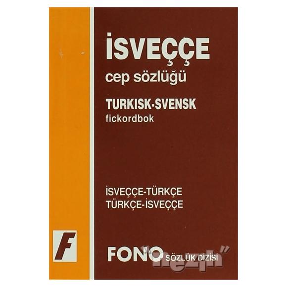 İsveççe / Türkçe - Türkçe / İsveççe Cep Sözlüğü