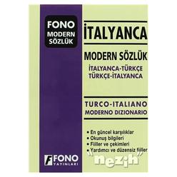 İtalyanca Modern Sözlük (İtalyanca / Türkçe - Türkçe / İtalyanca) - Thumbnail