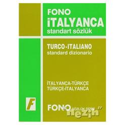 İtalyanca / Türkçe - Türkçe / İtalyanca Standart Sözlük - Thumbnail