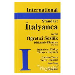 İtalyanca - Türkçe / Türkçe - İtalyanca Standart Sözlük (Orta) - Thumbnail