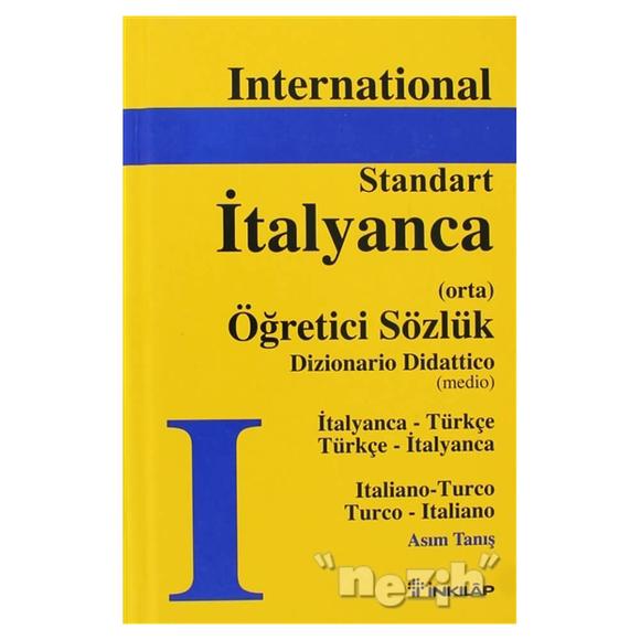 İtalyanca - Türkçe / Türkçe - İtalyanca Standart Sözlük (Orta)