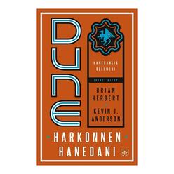İthaki Dune: Harkonnen Hanedanı - Hanedanlık Üçlemesi İkinci Kitap - Thumbnail