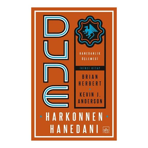 İthaki Dune: Harkonnen Hanedanı - Hanedanlık Üçlemesi İkinci Kitap