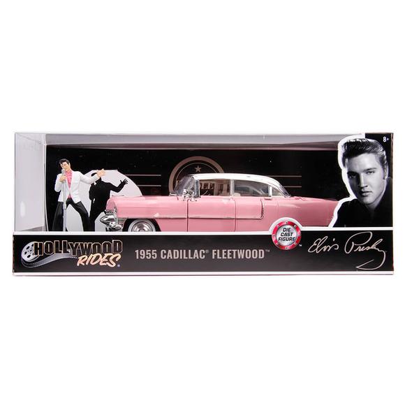 Jada 1955 Cadillac Fleetwood 253255012