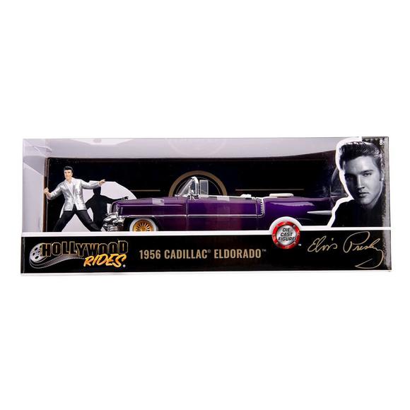 Jada 1956 Elvis Presley Cadillac 1:24 253255011