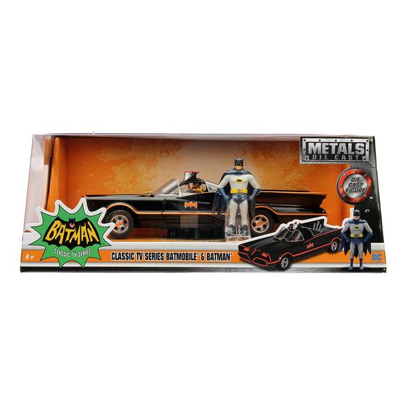 Jada Batman 1966 Classic Batmobile 1:24 253215001