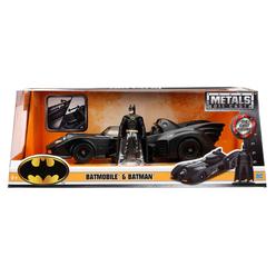 Jada Batman 1989 Batmobile 1:24 253215002 - Thumbnail