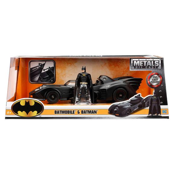 Jada Batman 1989 Batmobile 1:24 253215002