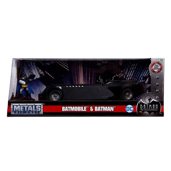 Jada Batman Animated Series Batmobile 1:24 253215007