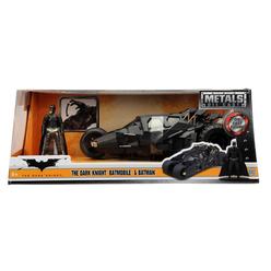 Jada Batman The Dark Knight Batmobile 1:24 253215005 - Thumbnail