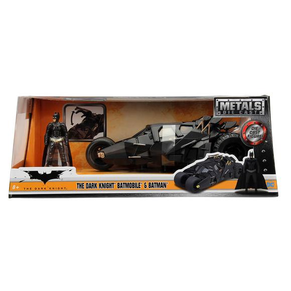 Jada Batman The Dark Knight Batmobile 1:24 253215005