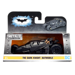 Jada Batman The Dark Knight Batmobile 1:32 253212004 - Thumbnail