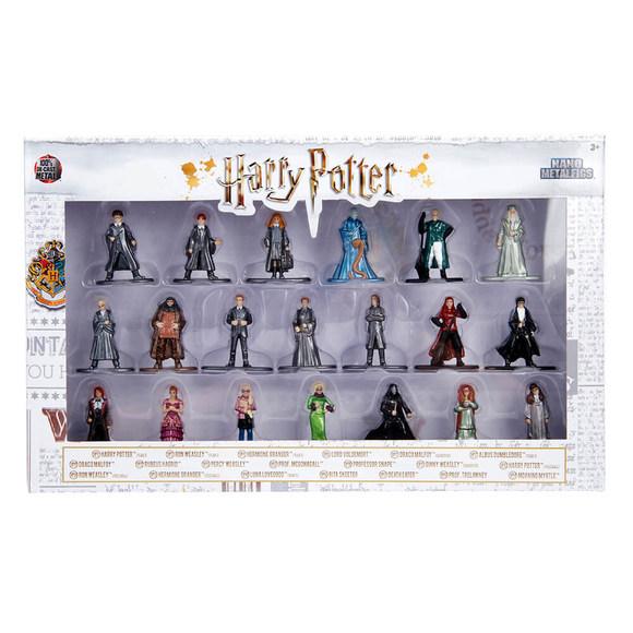 Jada Harry Potter 20'Li Figür 4 Cm 253185000