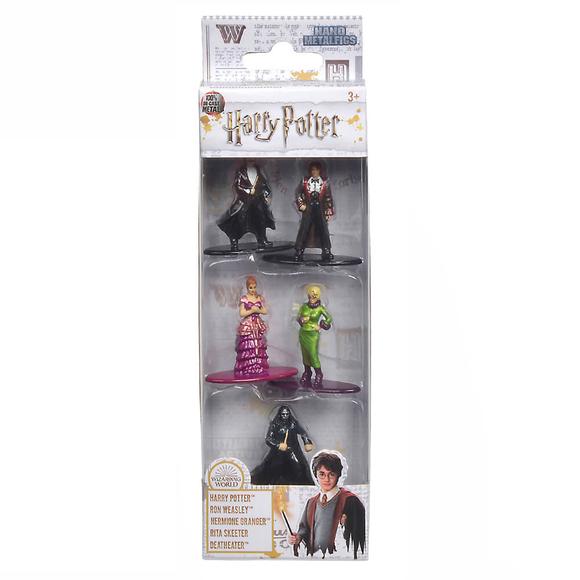Jada Harry Potter 5'Li Figür 4 Cm 253180003