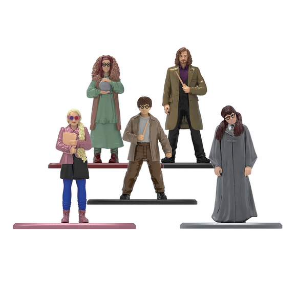 Jada Harry Potter 5'Li Figür 4 Cm 253180004