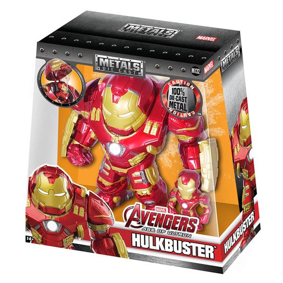 Jada Marvel Figürler Hulkbuster+Ironman 253223002