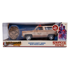 Jada Stranger Things 1980 Chevy K5 Blaze 253255003 - Thumbnail