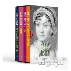 Jane Austen Seti (4 Kitap Takım) - Thumbnail
