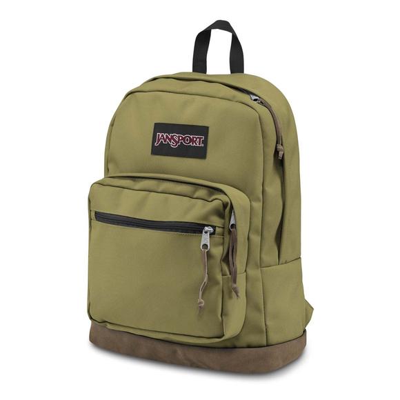 Jansport Right Pack Sırt Çantası Olive TYP731B