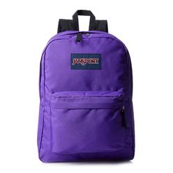 Jansport Superbreak Signature Purple Sırt Çantası JS00T50131D - Thumbnail