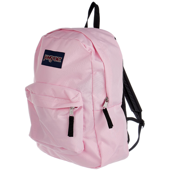 Jansport Superbreak Sırt Çantası Pink T5013B7