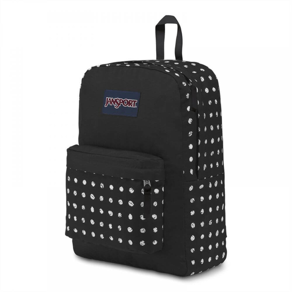 Jansport Superbreak Sketch Dot Black Sırt Çantası JS00T5014J6