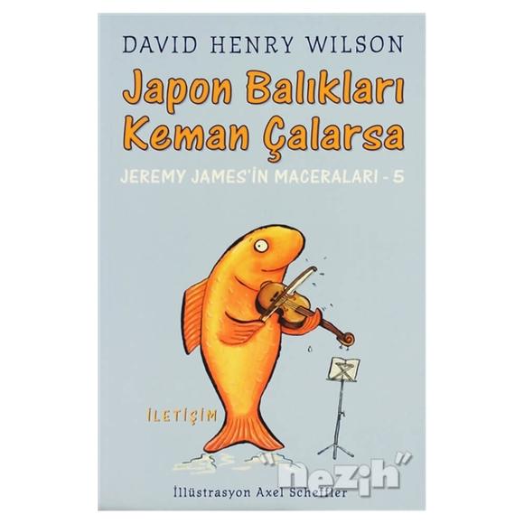 Japon Balıkları Keman Çalarsa