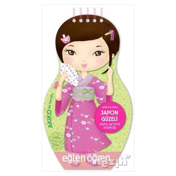 Japon Güzeli - Eğlen Öğren Güzeller Serisi