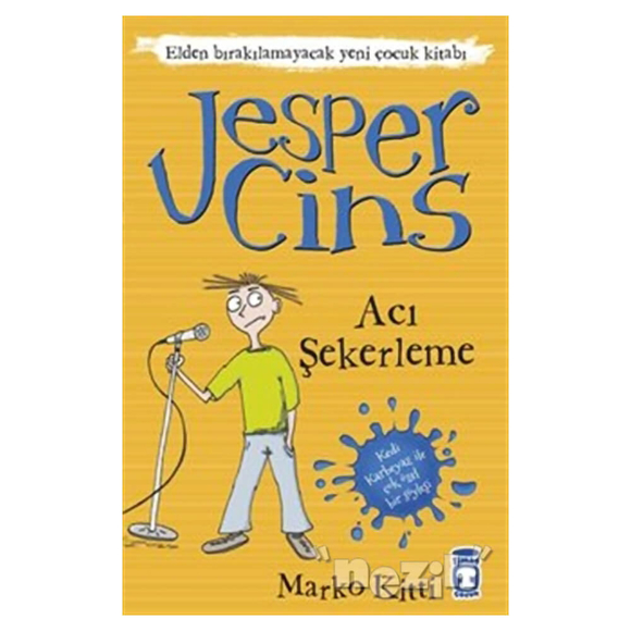 Jesper Cins - Acı Şekerleme