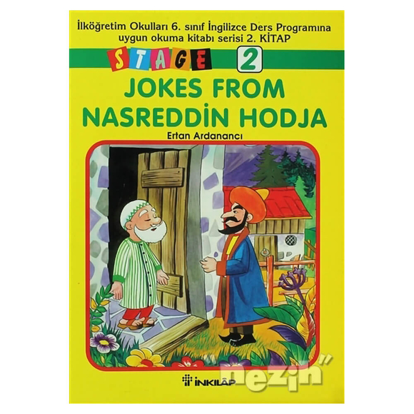 Jokes From Nasreddin Hodja Stage 2
