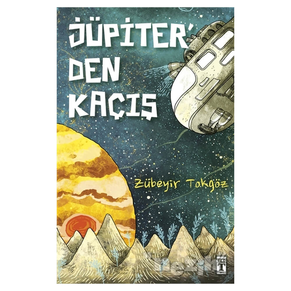 Jüpiter'den Kaçış