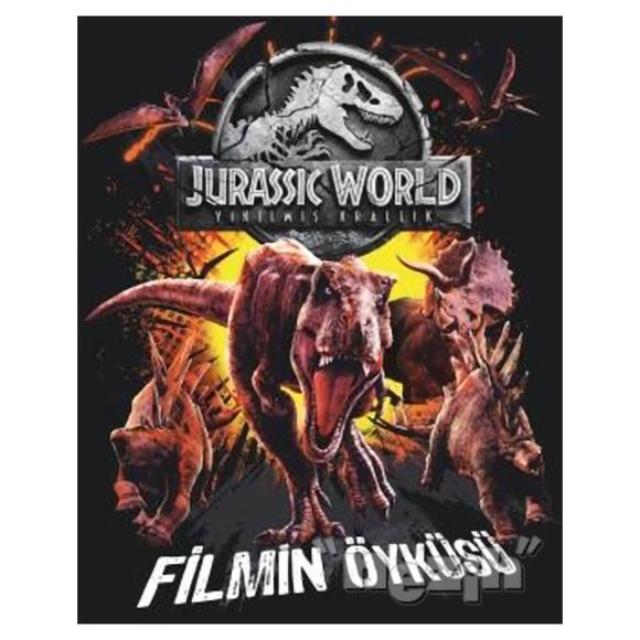 Jurassic World - Filmin Öyküsü