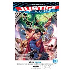Justice League Cilt 2 - Salgın - Thumbnail