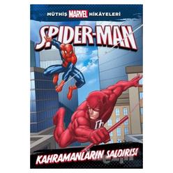 Kahramanların Saldırısı - Spider-Man - Thumbnail