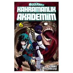 Kahramanlık Akademim 6.Cilt - Thumbnail