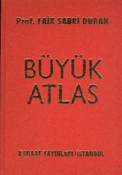 Kanaat- Golden Büyük Atlas Ciltli - Thumbnail