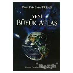 Kanaat Yeni Büyük Atlas - Thumbnail