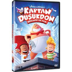 Kaptan Düşük Don - DVD - Thumbnail
