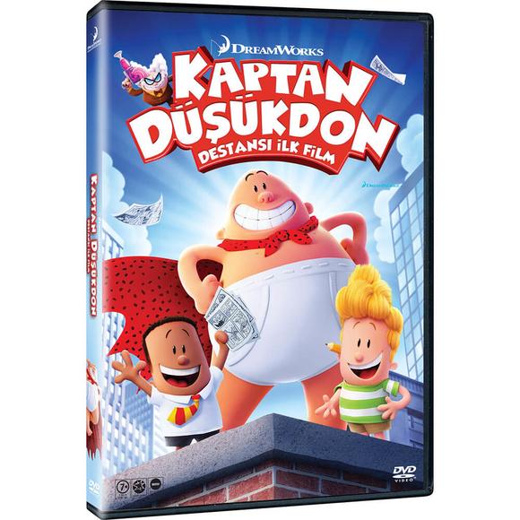 Kaptan Düşük Don - DVD
