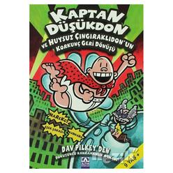 Kaptan Düşükdon 9. Kitap - Thumbnail