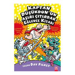 Kaptan Düşükdon'un Aşırı Çıtırdak Eğlence Kitabı - Thumbnail