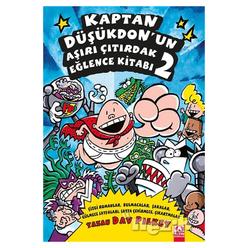 Kaptan Düşükdon'un Aşırı Çıtırdak Eğlence Kitabı 2 - Thumbnail