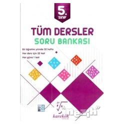 Karekök 5. Sınıf Tüm Dersler Soru Bankası - Thumbnail