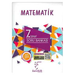 Karekök 7. Sınıf Matematik Soru Bankası - Thumbnail