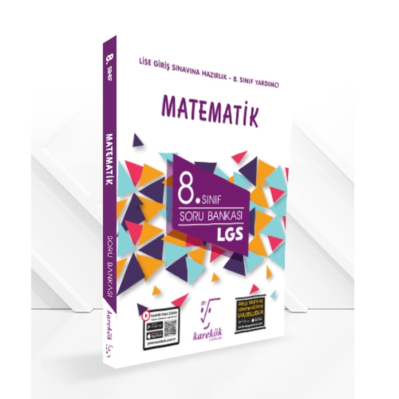Karekök 8. Sınıf Lgs Matematik Soru Bankası