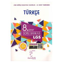 Karekök 8. Sınıf LGS Türkçe Soru Bankası - Thumbnail