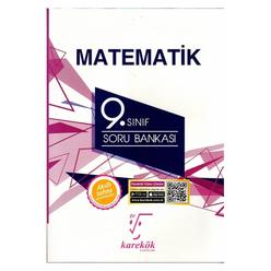 Karekök 9. Sınıf Matematik Soru Bankası - Thumbnail